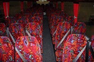 70 seater coach for school transport