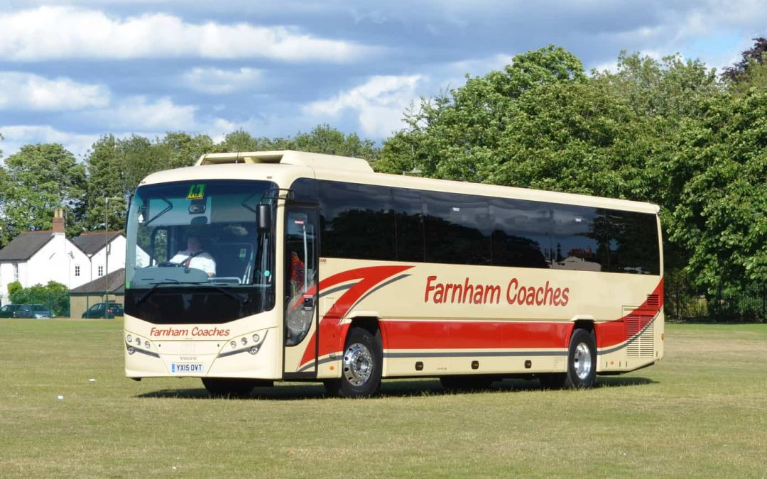 The 70 seater coach – a cost saving option for school transport