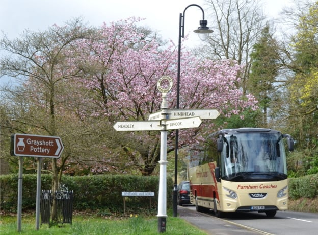 Local Farnham Coach Company